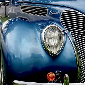 Stunning Grill from Blue Streetrod by Ferenghi