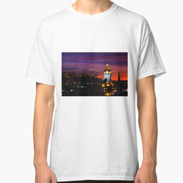 Edinburgh Evening Classic T-Shirt
