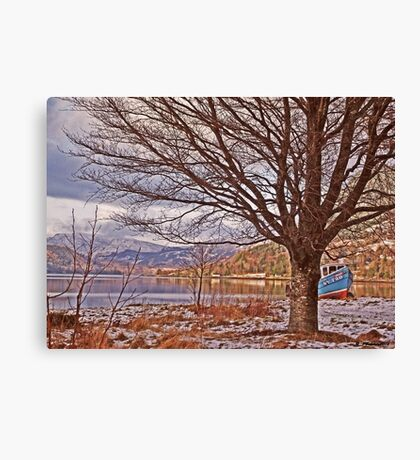 Gone Home Canvas Print