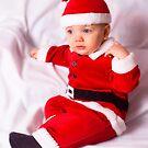 Santa's Little Helper by Joel Hall