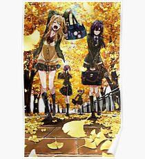 Autumn Lovers - Citrus Poster