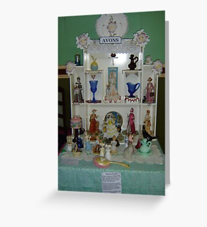 Kitchy Kollectables Greeting Card