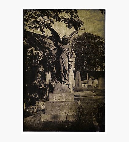 the tomb of charles adderley Photographic Print