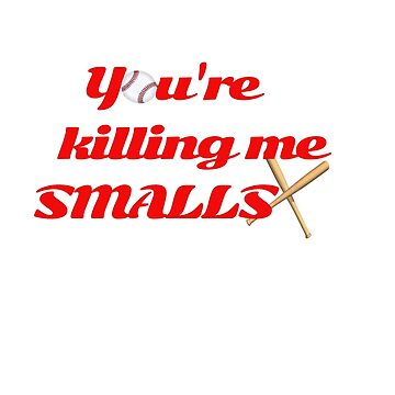 You're Killing Me Smalls by mmacloud