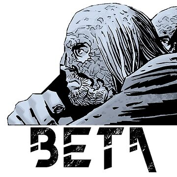 Beta and The Whisperers by Ribcage25
