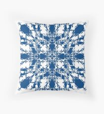 Unititled Square 43 Throw Pillow