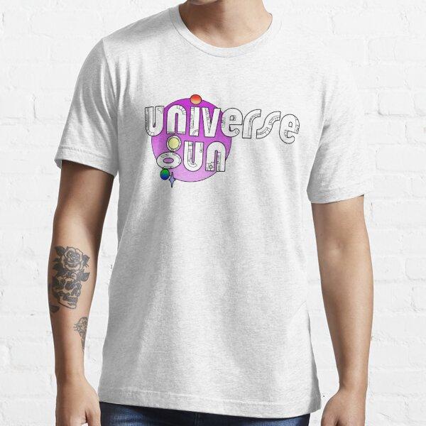 Universe Gun New Logo - Pink Essential T-Shirt