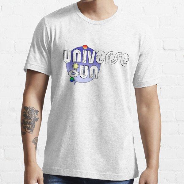Universe Gun New Logo - Blue Essential T-Shirt