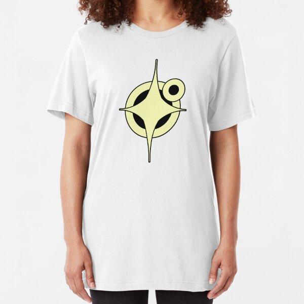 Universe Gun: Star Girl 3000 Slim Fit T-Shirt