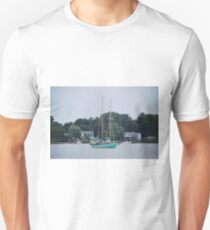 Martha White Sailboat T-Shirt