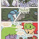 New Hawk & Croc page 73 by psychoandy