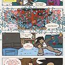 New Hawk & Croc page 74 by psychoandy