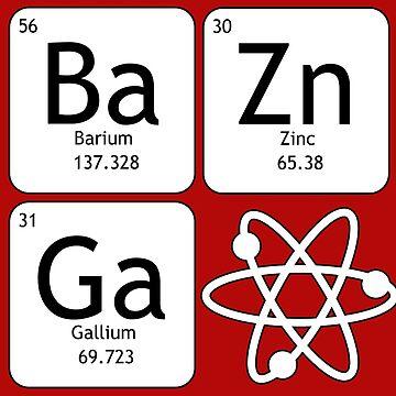 BaZinGa and Atom by JCDesignsUK
