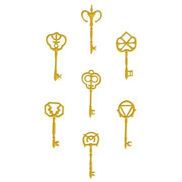 seven keys by hopelightwood