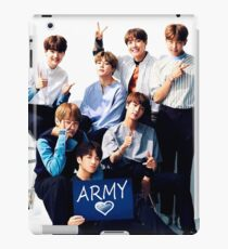 BTS X ARMY 02 iPad Case/Skin
