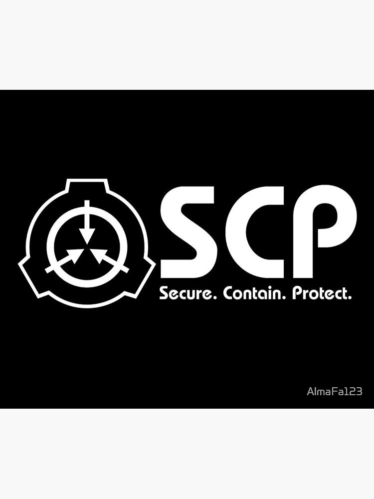SCP foundation logo by AlmaFa123