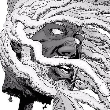 King Ezekiel by Ribcage25