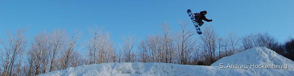 Ski Saw Mill by S. Andrew Hockenberry