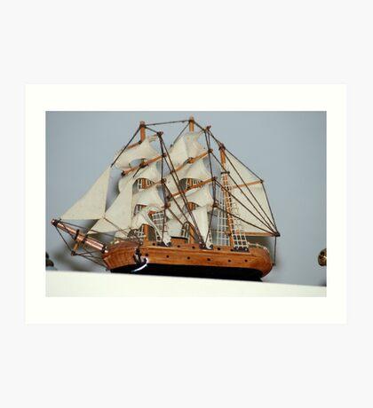 The Mayflower Art Print
