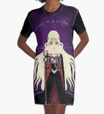 High Priestess (Tarot Card Series) Graphic T-Shirt Dress