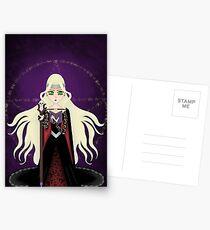 High Priestess (Tarot Card Series) Postcards