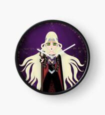 High Priestess (Tarot Card Series) Clock