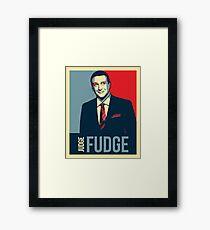 Richter Fudge Gerahmtes Wandbild