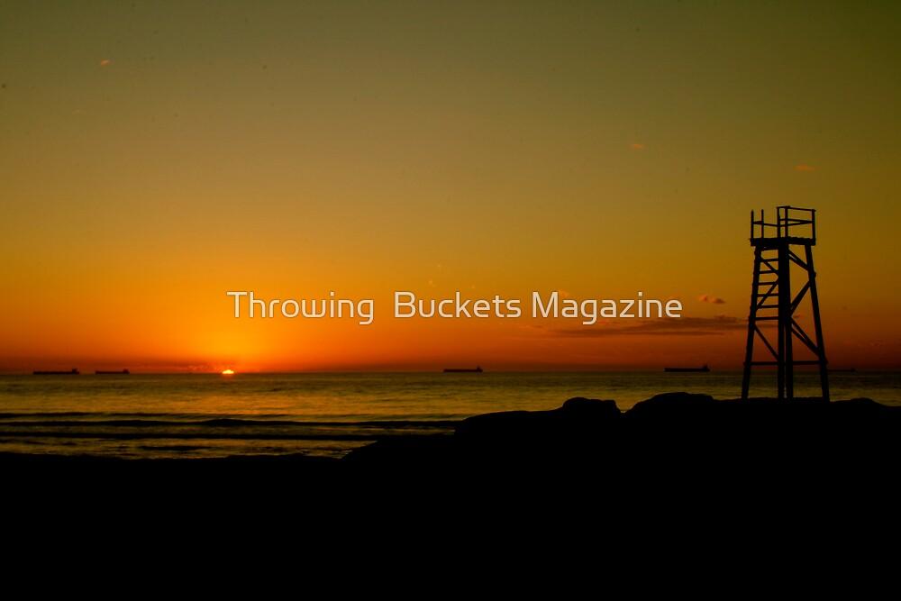SUNRISE REDHEAD by Throwing  Buckets Magazine