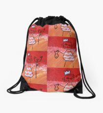 Imaginative Aquarius Drawstring Bag