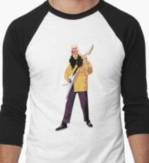 Buckethead Men's Baseball ¾ T-Shirt