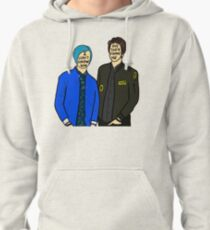 I Don't Know How But They Found Me Pullover Hoodie