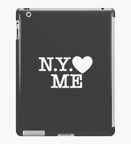 New York Love Me iPad Case/Skin