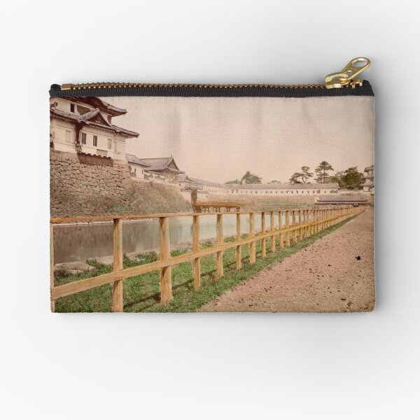Imperial Palace, Japan Zipper Pouch