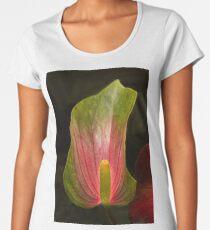 Glowing Rays Set Dreams Ablaze Premium Scoop T-Shirt