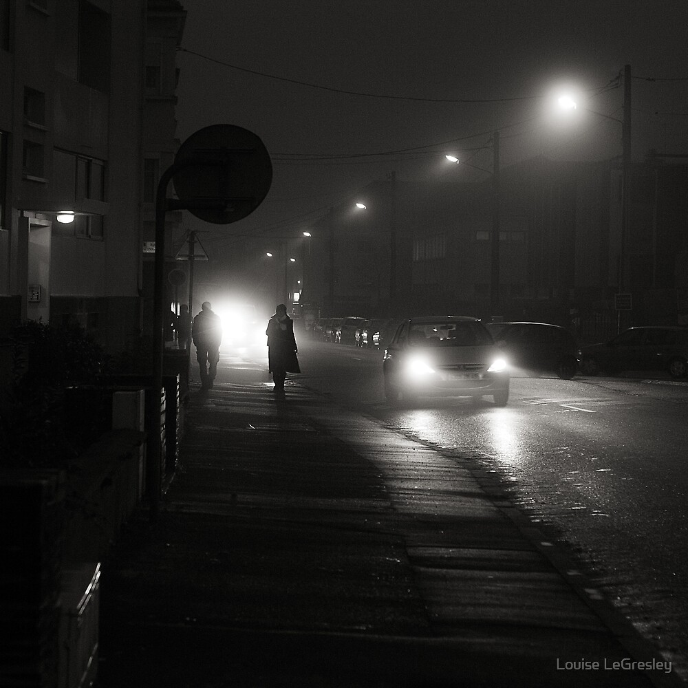 _ nightfall _ by Louise LeGresley