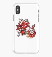 Red Gyrados GBC iPhone Case