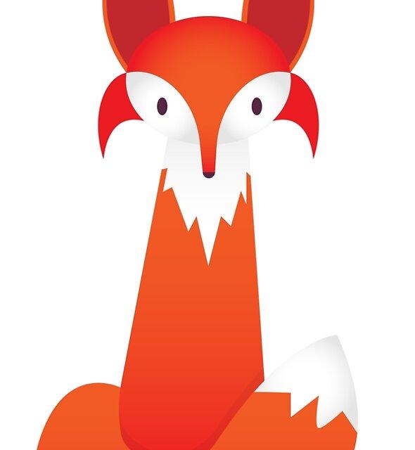 The Fox by volkandalyan