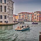 A Day in Venice by Viv Thompson