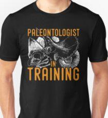 Paleontology tshirt - Paleontologist in training Unisex T-Shirt