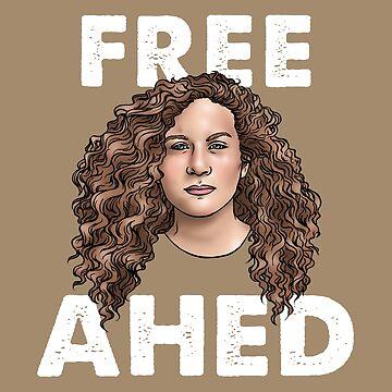 Free Ahed Tamimi by erdbaer