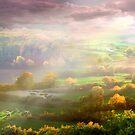 Morning Valley by Igor Zenin