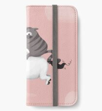 Cat and Unicorn iPhone Wallet/Case/Skin