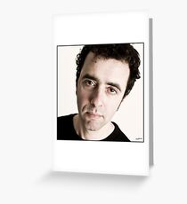 Mark Young by Ben aged 10 Greeting Card