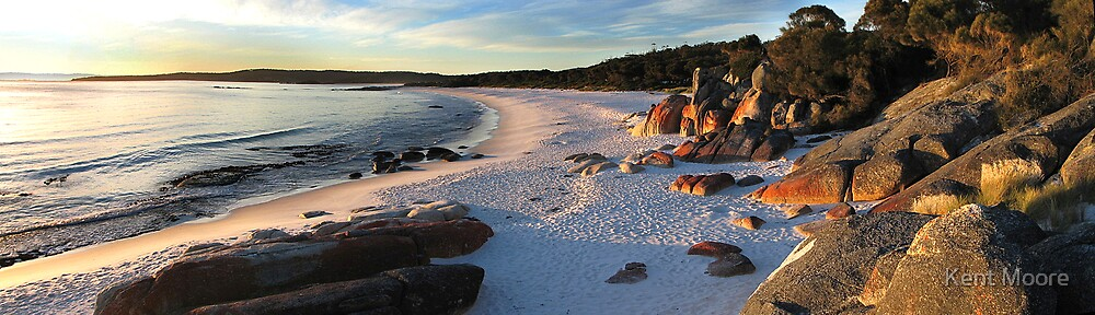 Bay of Fires... two by Kent Moore