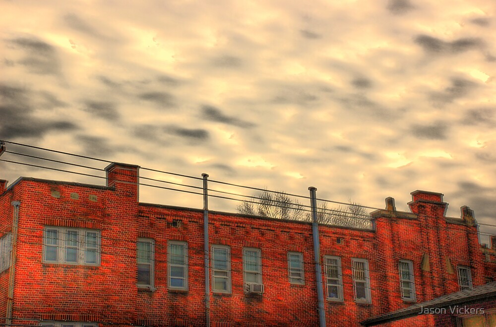 Architectual Views by Jason Vickers
