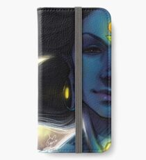 Nero iPhone Wallet/Case/Skin