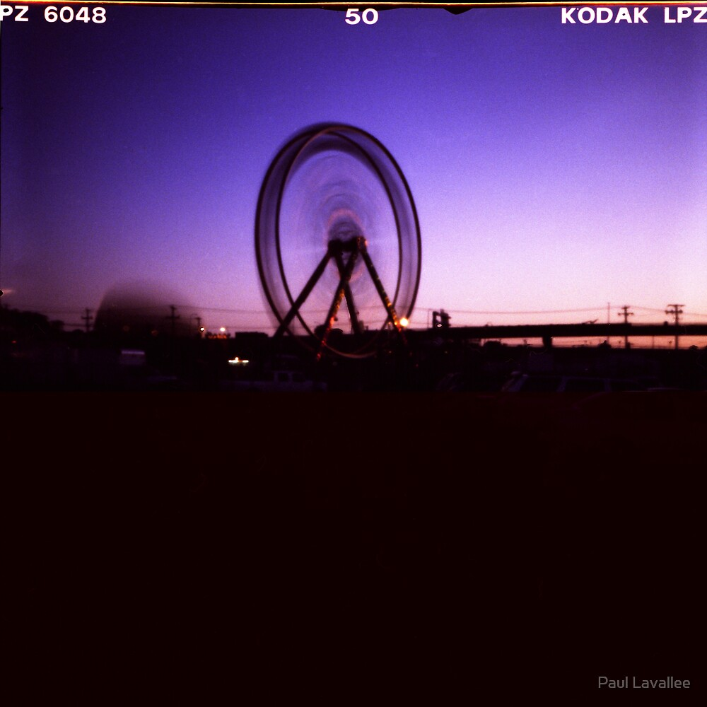 Ferris by Paul Lavallee