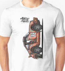 Rally Porshe 911 Unisex T-Shirt