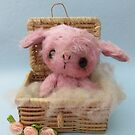 Piglet pig by Penny Bonser