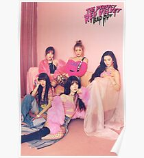 Red Velvet (레드벨벳) The Perfect Red Velvet Poster